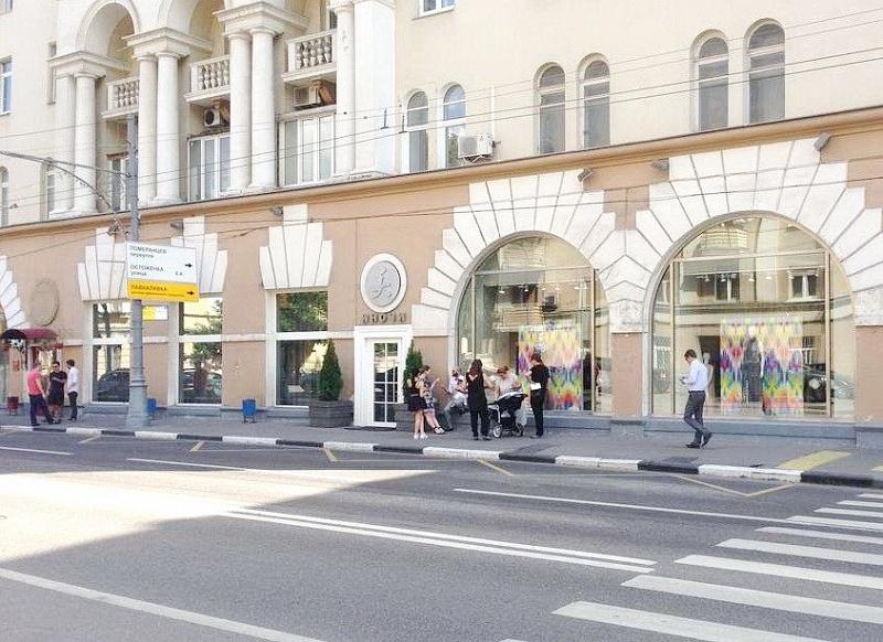 Снять торговое помещение в москве от собственника цена на коммерческую недвижимость в 2012 году